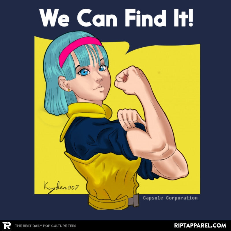 We Can Find It! - Kamehameha Tees - Collection Image - RIPT Apparel