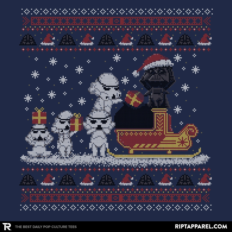 Star Christmas - Ugly Holiday - RIPT Apparel