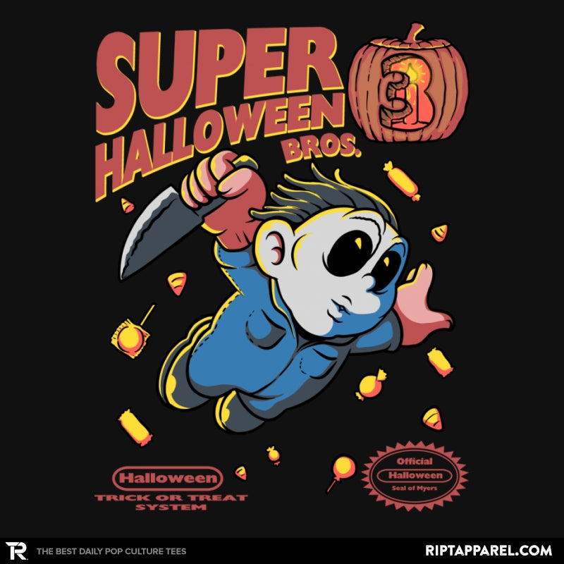 Super Halloween Bros - Anytime - RIPT Apparel