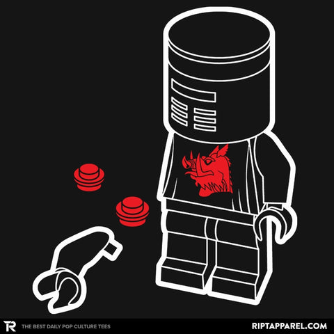 A Flesh Wound - Brick Tees