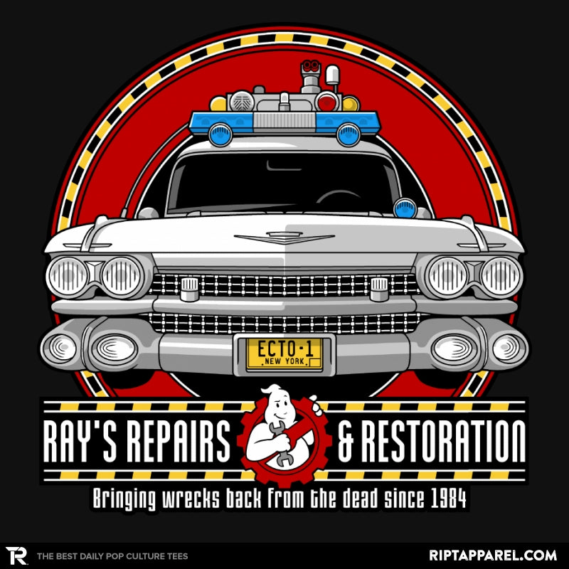 Ray's Repairs and Restoration - RIPT Apparel