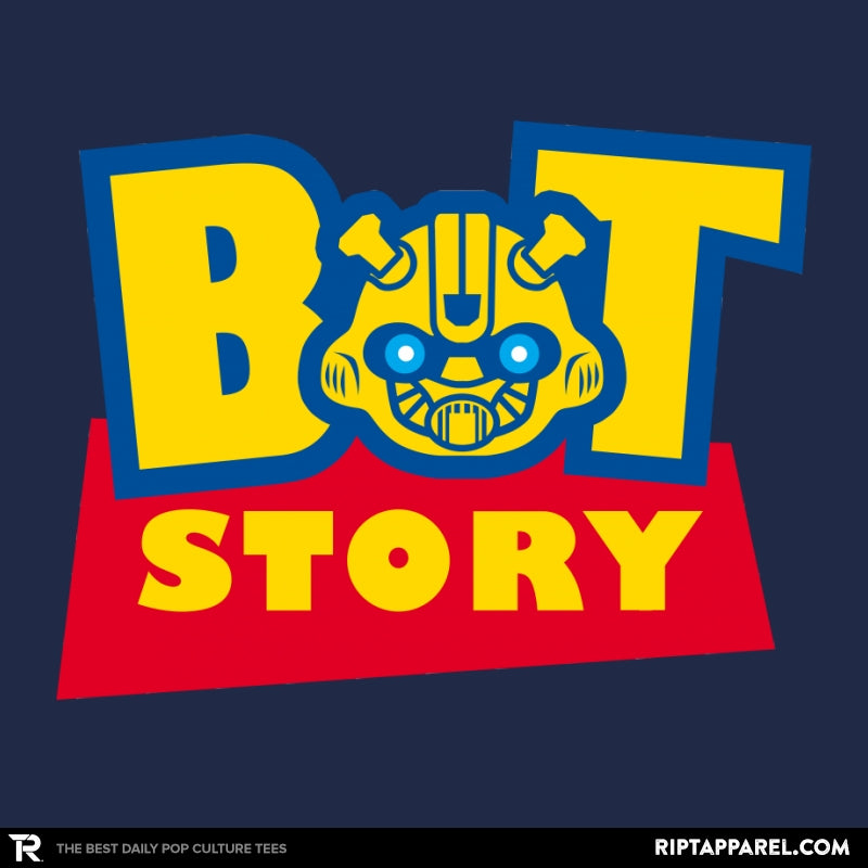 Bot Story - Collection Image - RIPT Apparel