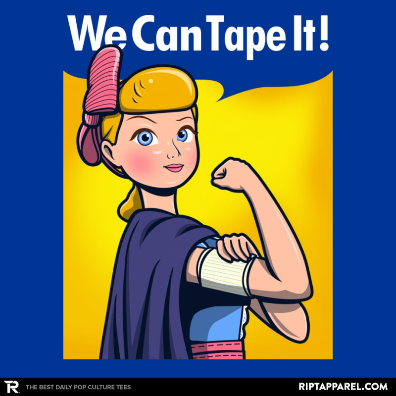 We can tape it! - Collection Image - RIPT Apparel