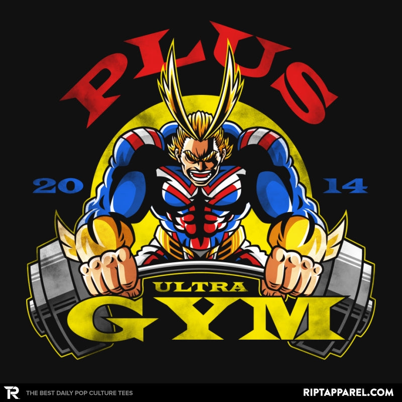Plus Ultra Gym - Collection Image - RIPT Apparel
