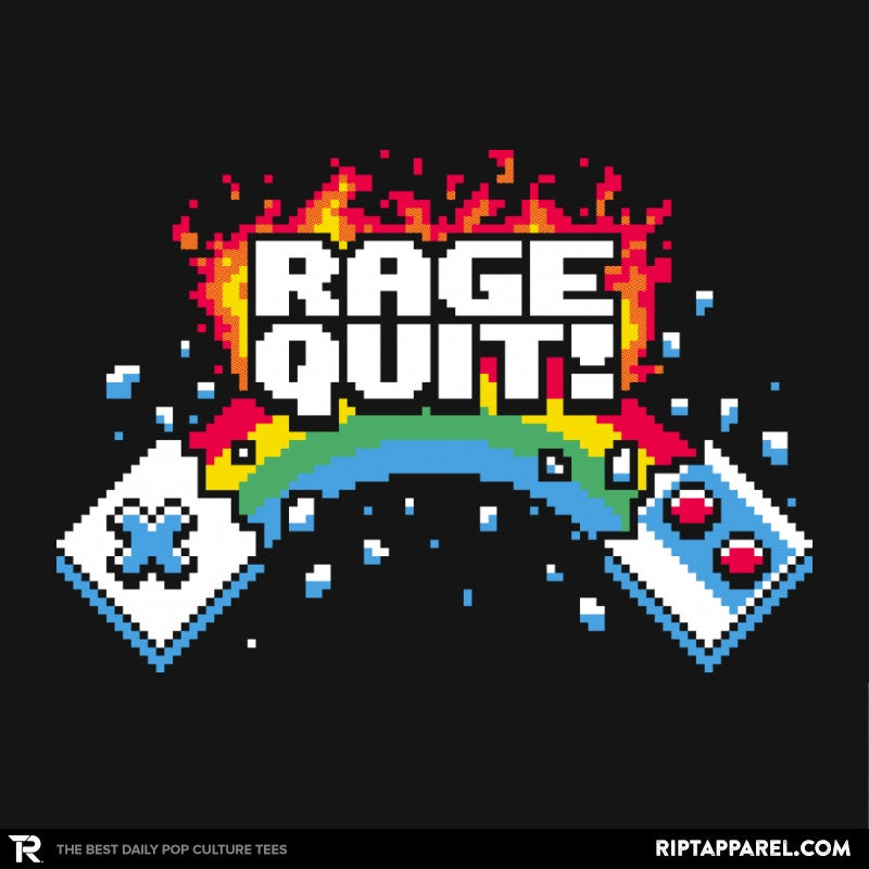 Rage Quit! Exclusive - Collection Image - RIPT Apparel
