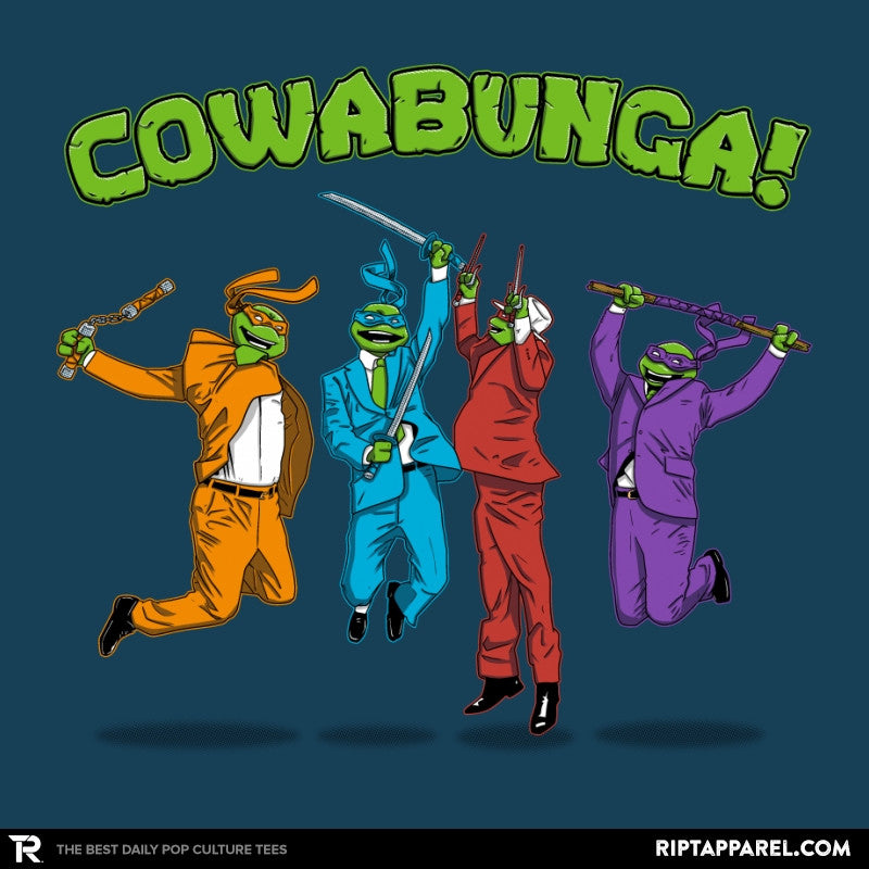 Cowabunga! Exclusive - RIPT Apparel