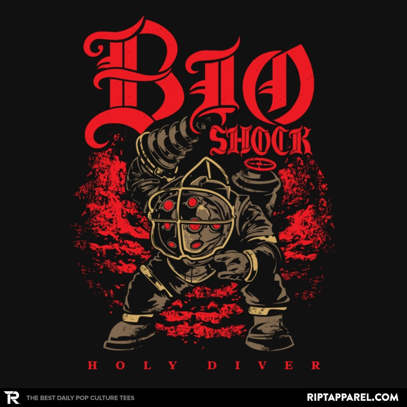 Big Holy Diver - Collection Image - RIPT Apparel