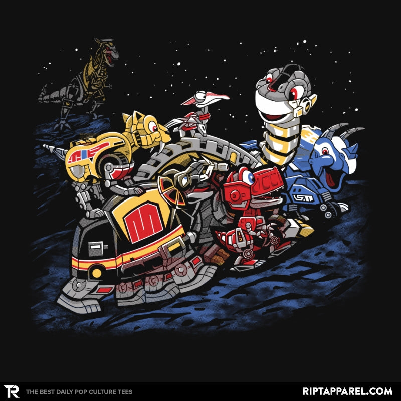 Zords Before Time - RIPT Apparel