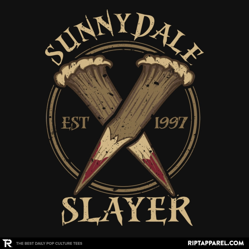 Sunnydale Slayer - RIPT Apparel