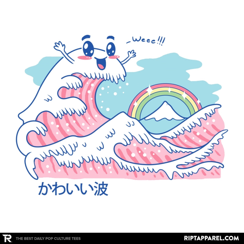 The Great Kawaii Wave - RIPT Apparel