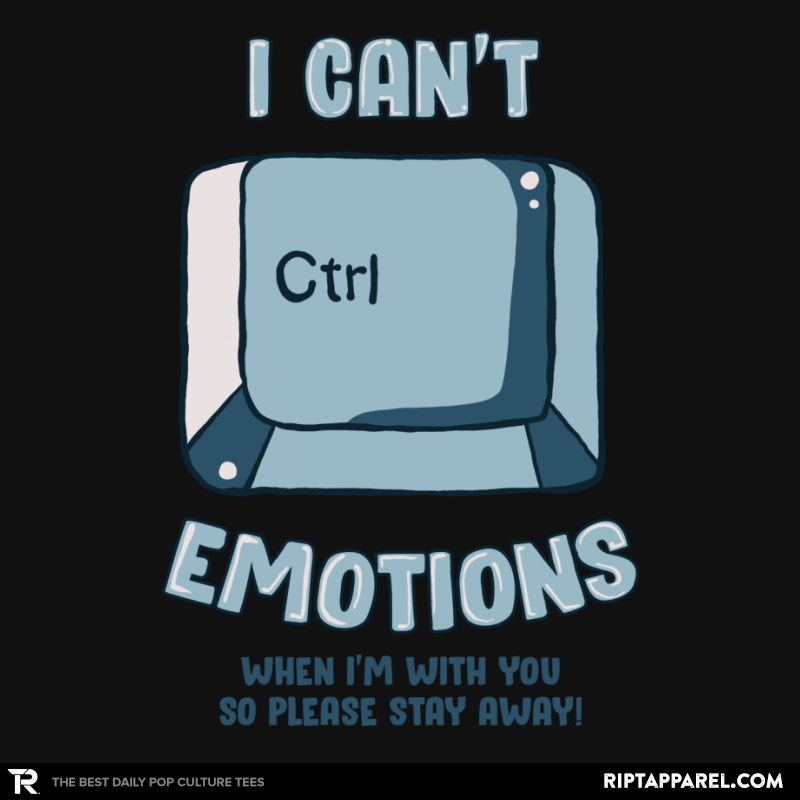 Can't Control Emotions - Collection Image - RIPT Apparel