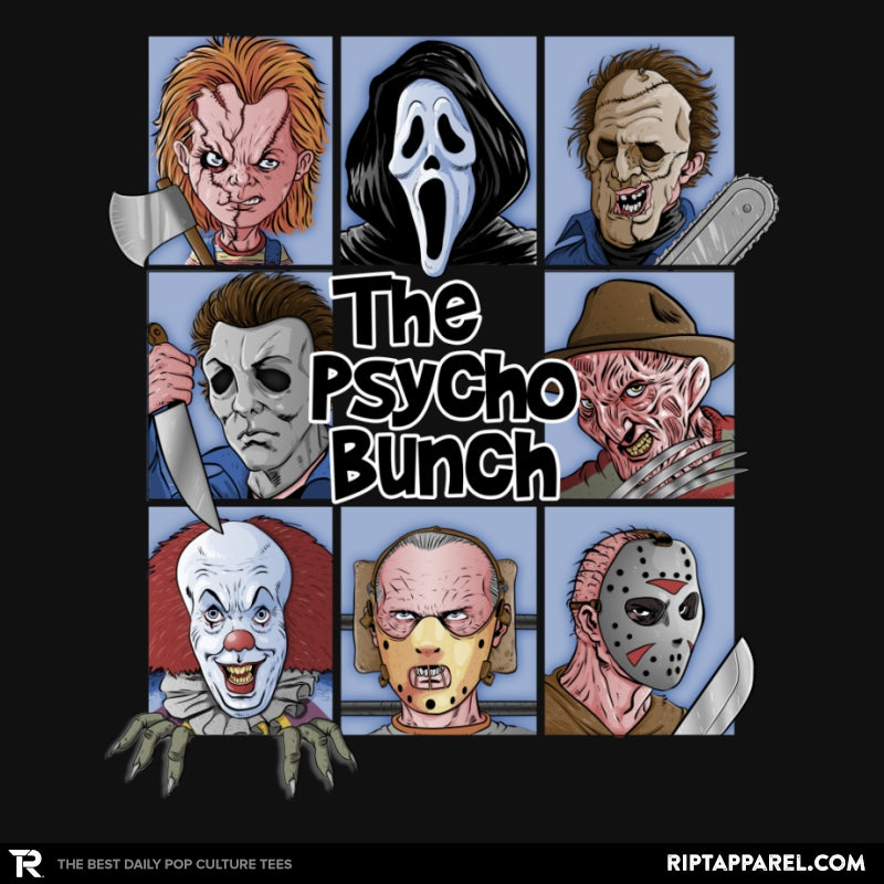 THE PSYCHO BUNCH - Collection Image - RIPT Apparel