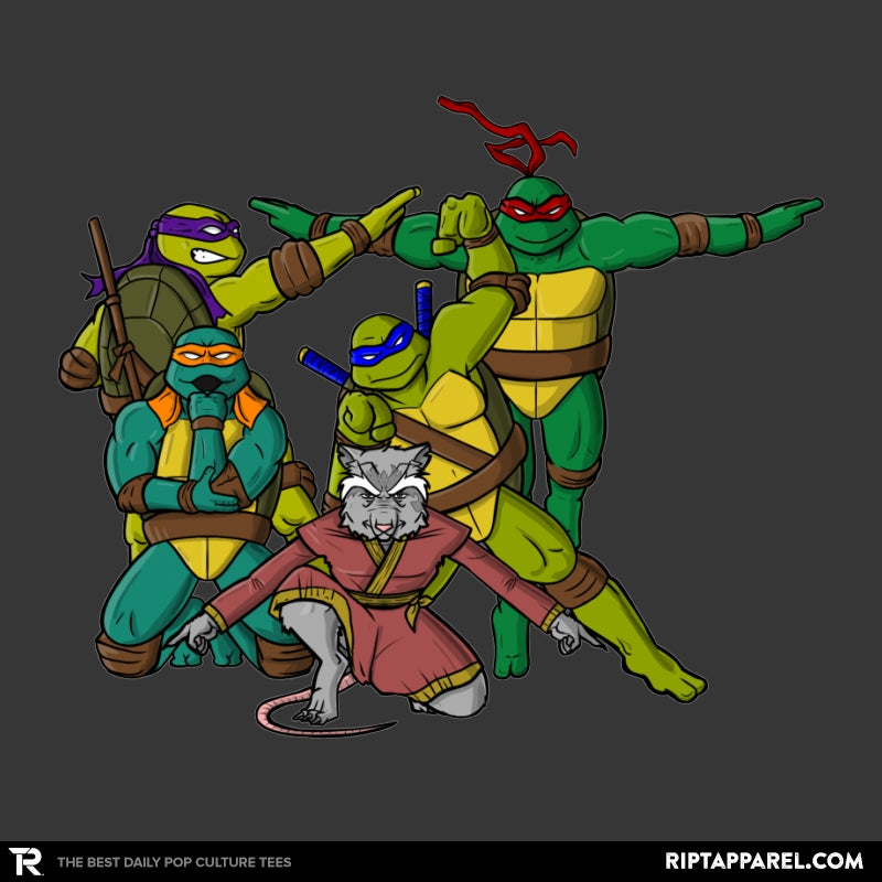 Turtle Force - Collection Image - RIPT Apparel