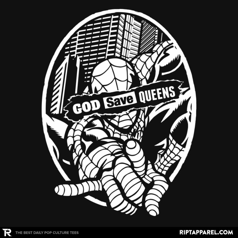 GOD SAVE QUEENS - Collection Image - RIPT Apparel