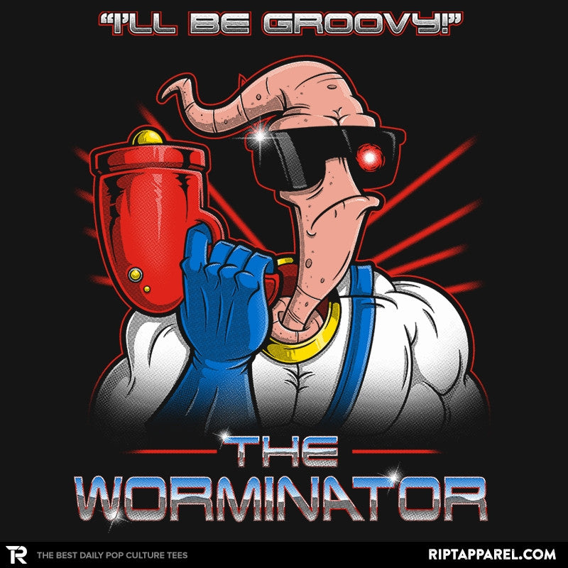 The Worminator - Collection Image - RIPT Apparel