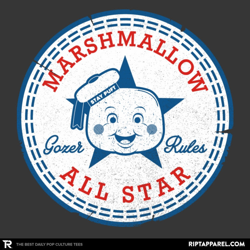 Marshmallow All Star - RIPT Apparel