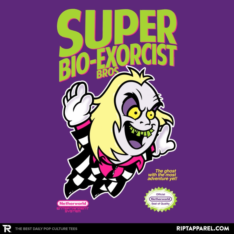SUPER BIO-EXORCIST BROS. - Collection Image - RIPT Apparel