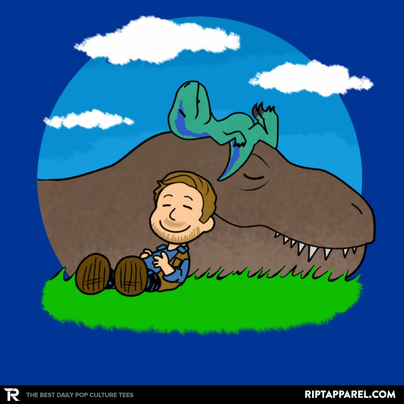 Jurassic Peanuts - Collection Image - RIPT Apparel