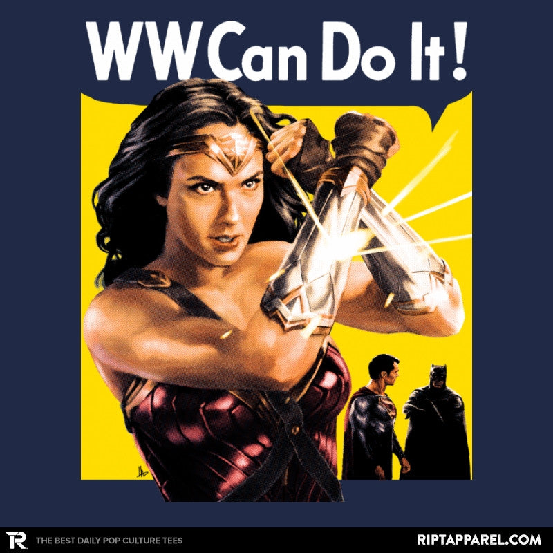 WW Can Do It! - Collection Image - RIPT Apparel