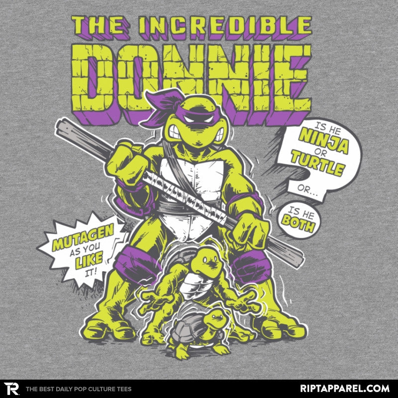The Incredible Donnie - Collection Image - RIPT Apparel