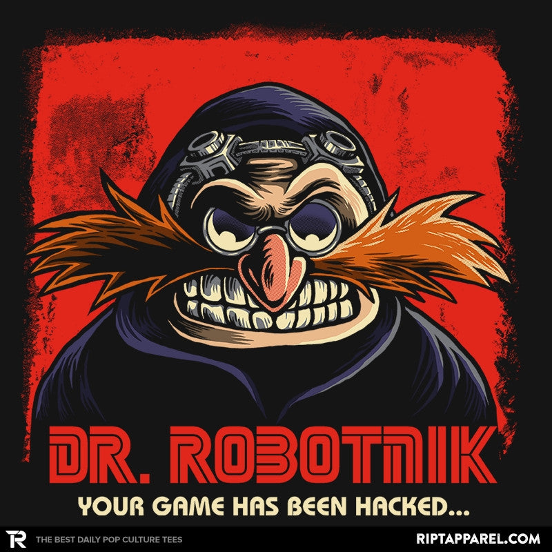 Mr Robotnik - Collection Image - RIPT Apparel