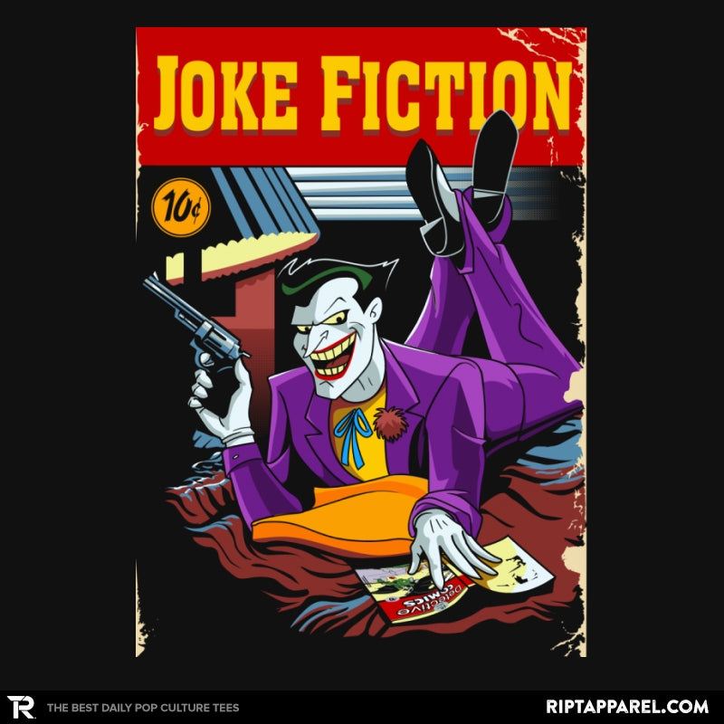 Joke Fiction HA - Collection Image - RIPT Apparel