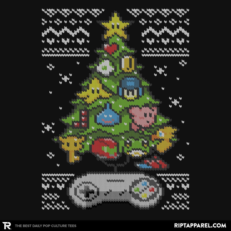 A Classic Gamers Christmas - Ugly Holiday - Collection Image - RIPT Apparel