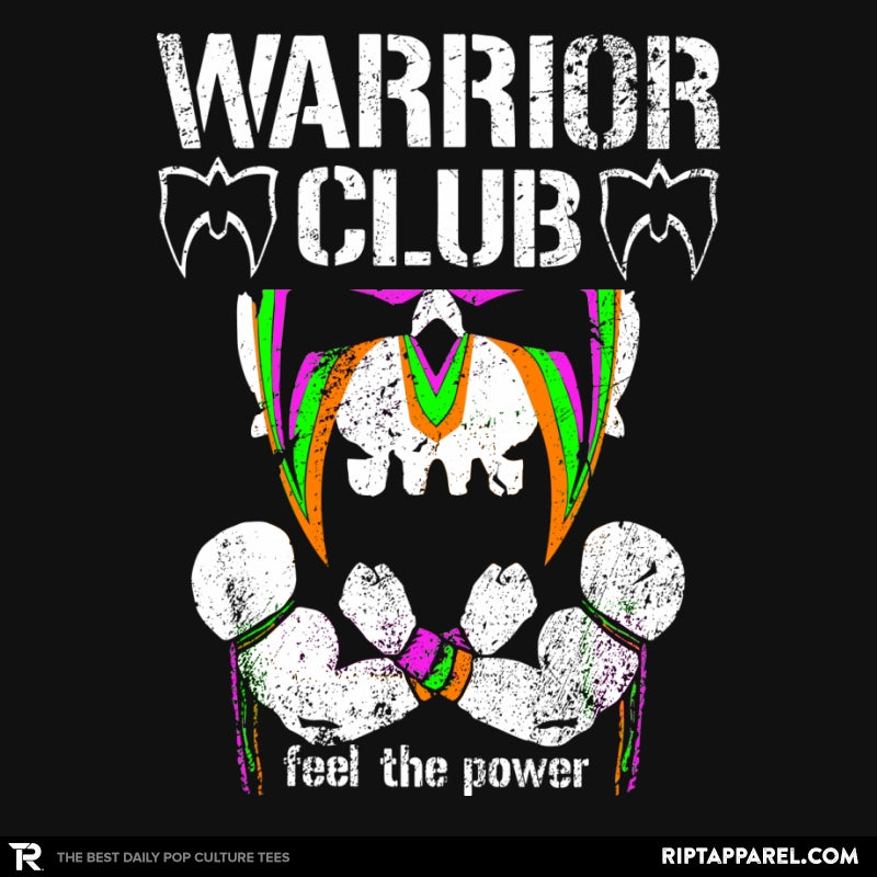 WARRIOR CLUB Exclusive - Collection Image - RIPT Apparel