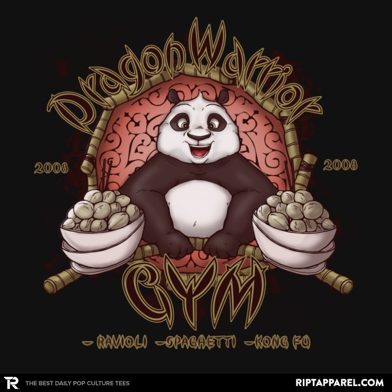 Dragon Warrior Gym - Collection Image - RIPT Apparel