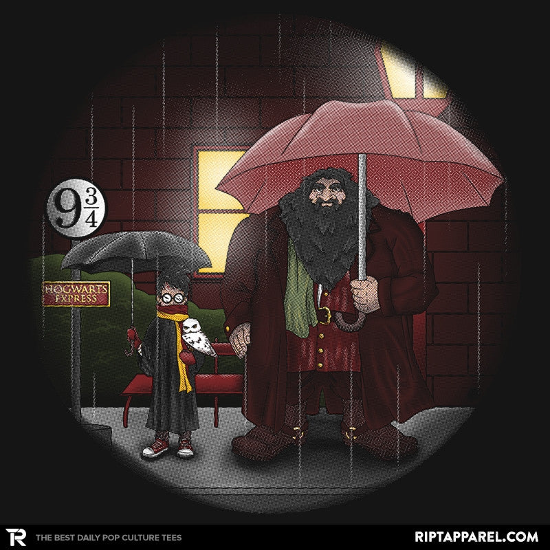 My neighbor Hagrid - RIPT Apparel