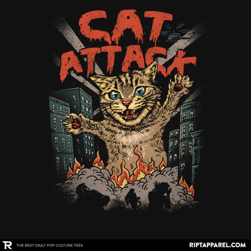 Cat Attack - Collection Image - RIPT Apparel