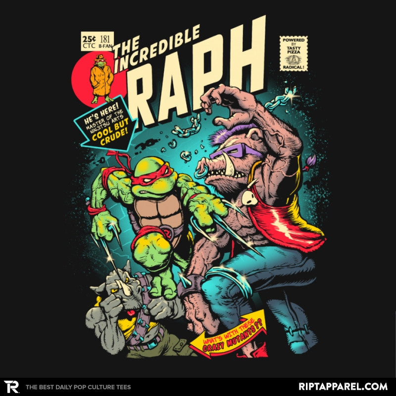 The Incredible Raph - Collection Image - RIPT Apparel