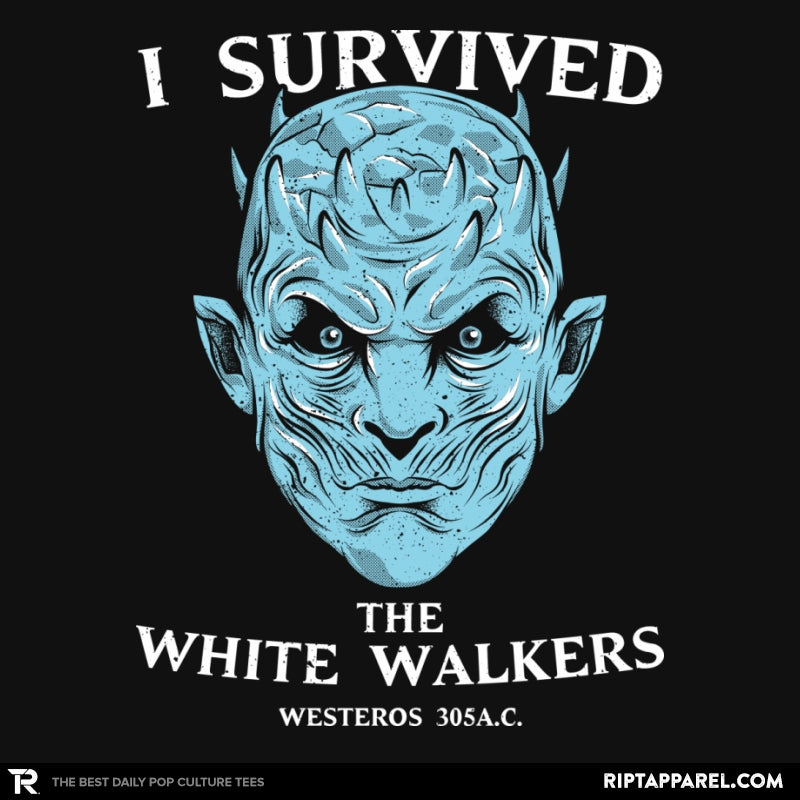 White Walker Survivor - Collection Image - RIPT Apparel