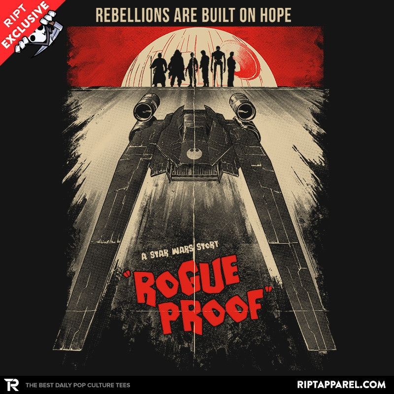 Rogue Proof Exclusive - RIPT Apparel
