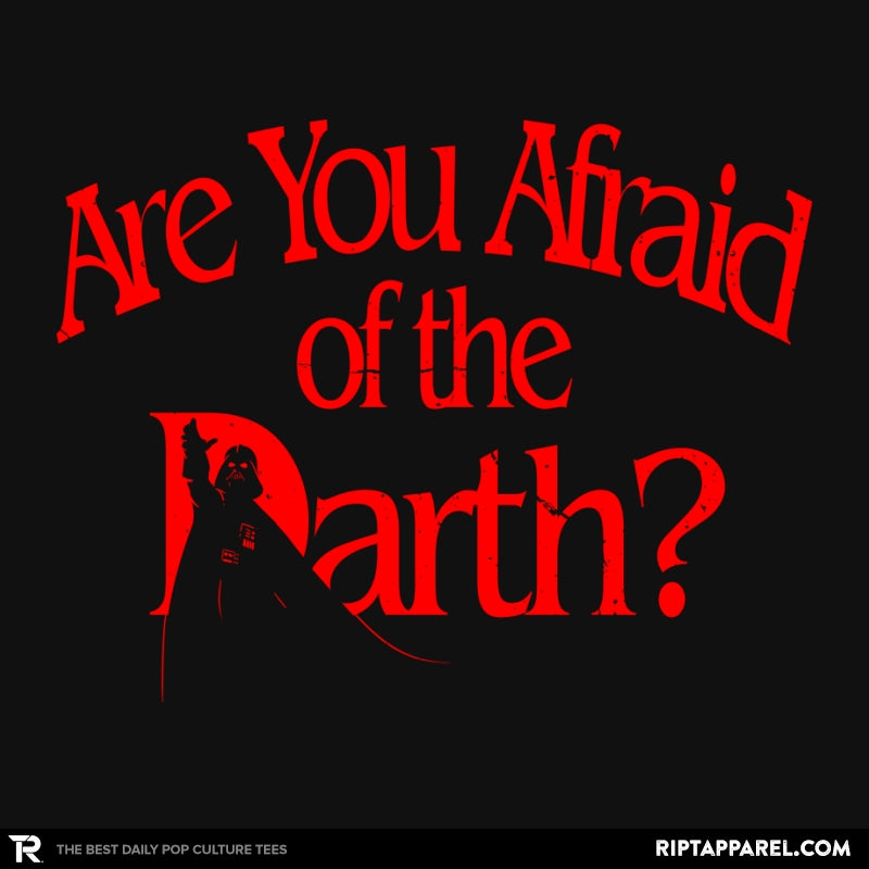 R U Afraid of the Darth? - Collection Image - RIPT Apparel