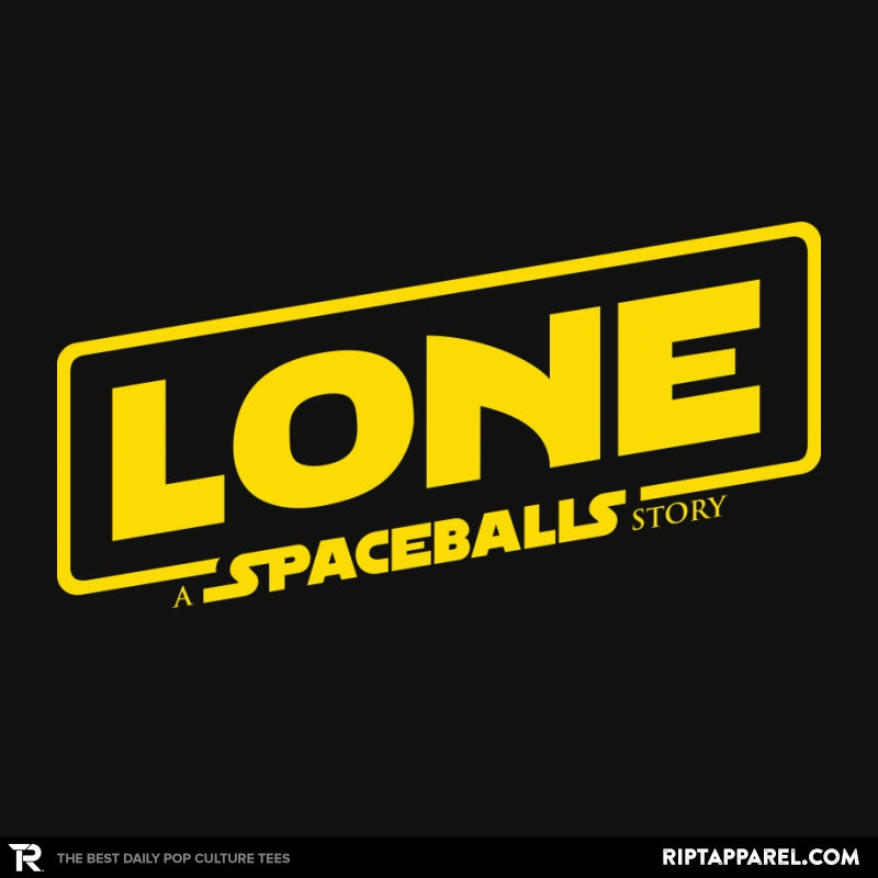 Lone - A Spaceball Story - Collection Image - RIPT Apparel