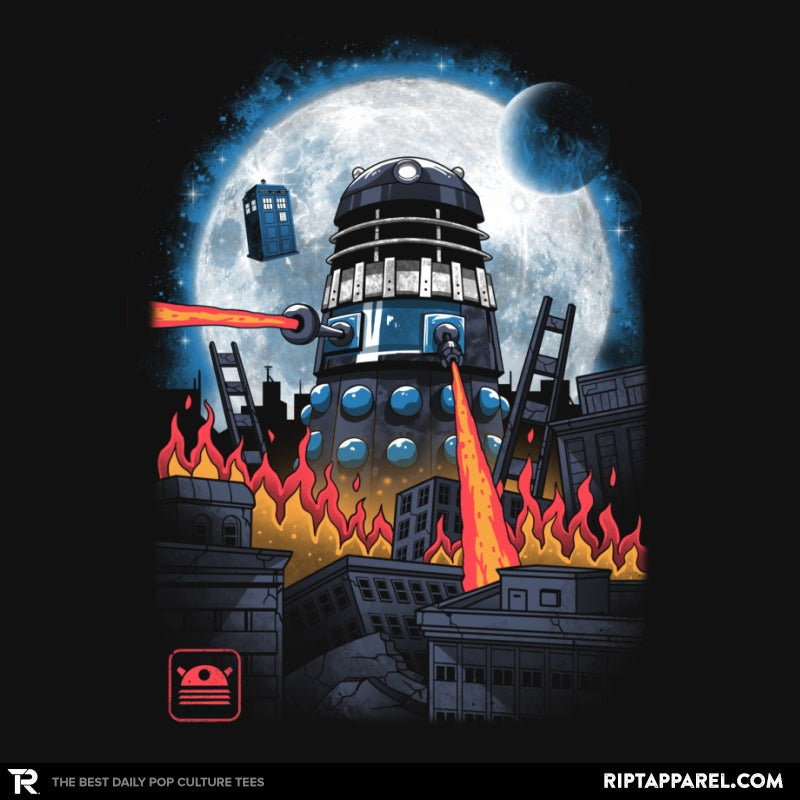 Dalek Kaiju - Collection Image - RIPT Apparel