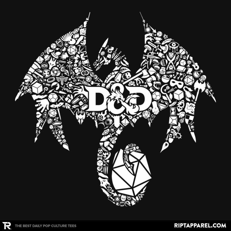 Mosaic Dragon - Collection Image - RIPT Apparel