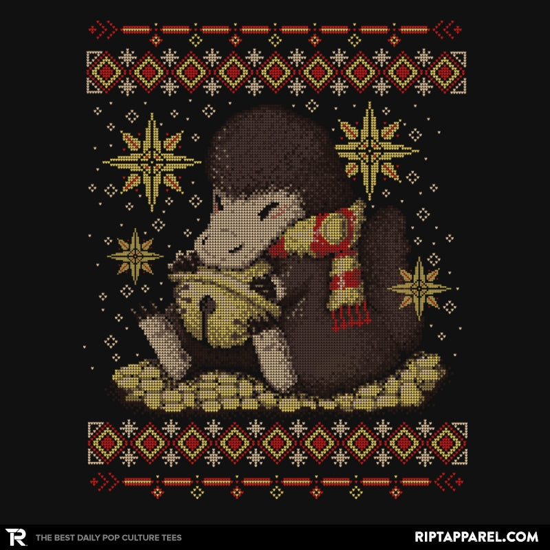 Christmas Niffler - Ugly Holiday - RIPT Apparel