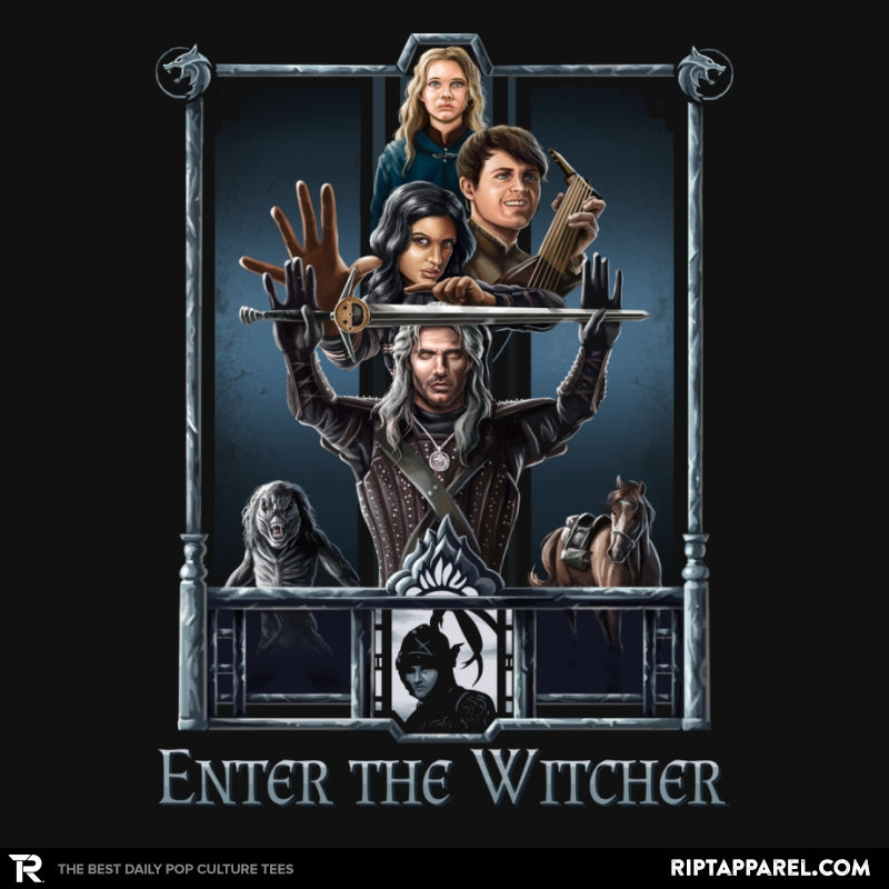 Enter The Witcher - Collection Image - RIPT Apparel