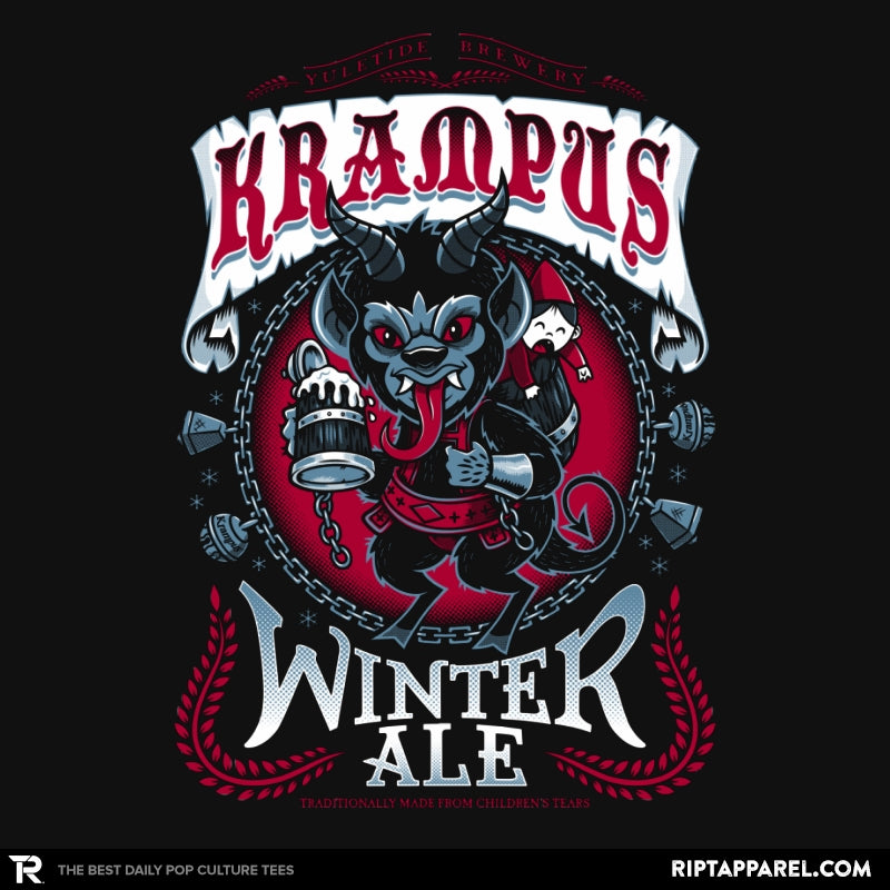 Krampus Winter Ale - Collection Image - RIPT Apparel