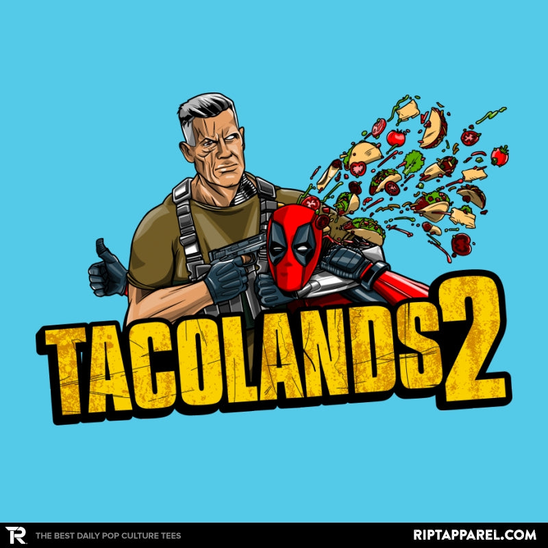 Tacolands 2 - Collection Image - RIPT Apparel