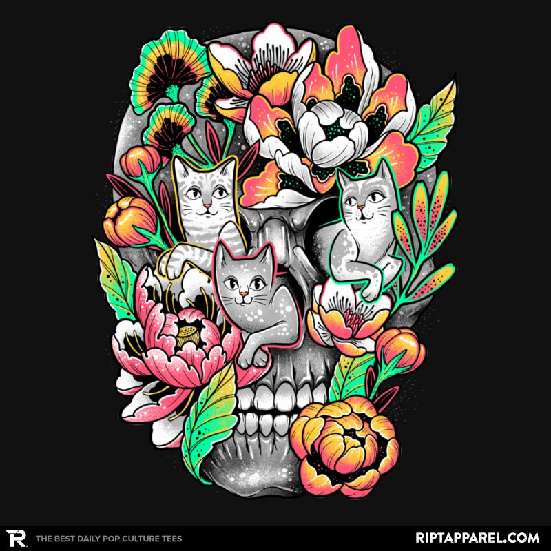 Floral Skull - Collection Image - RIPT Apparel