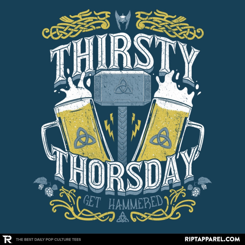 Thirsty Thorsday - Collection Image - RIPT Apparel
