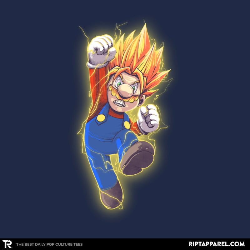 Super Mario Saiyan - Collection Image - RIPT Apparel