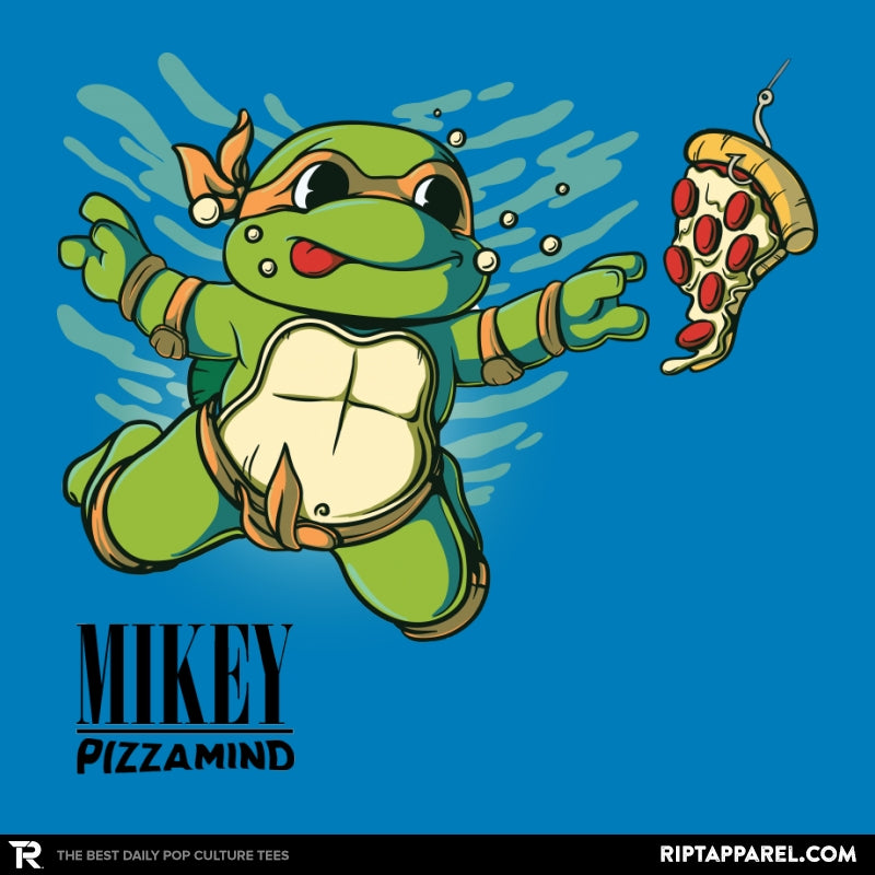 MIKEY - Pizzamind - Collection Image - RIPT Apparel