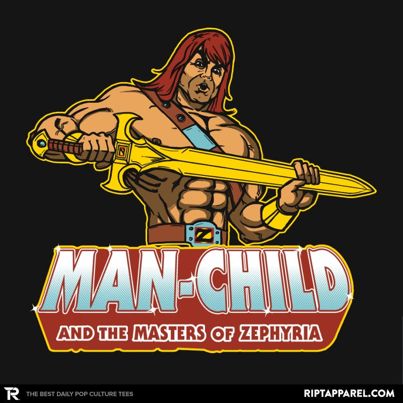 Man-Child - Collection Image - RIPT Apparel