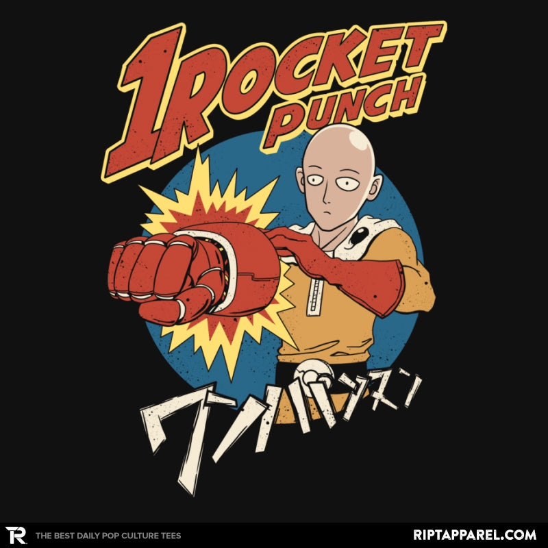 One Rocket Punch - Collection Image - RIPT Apparel