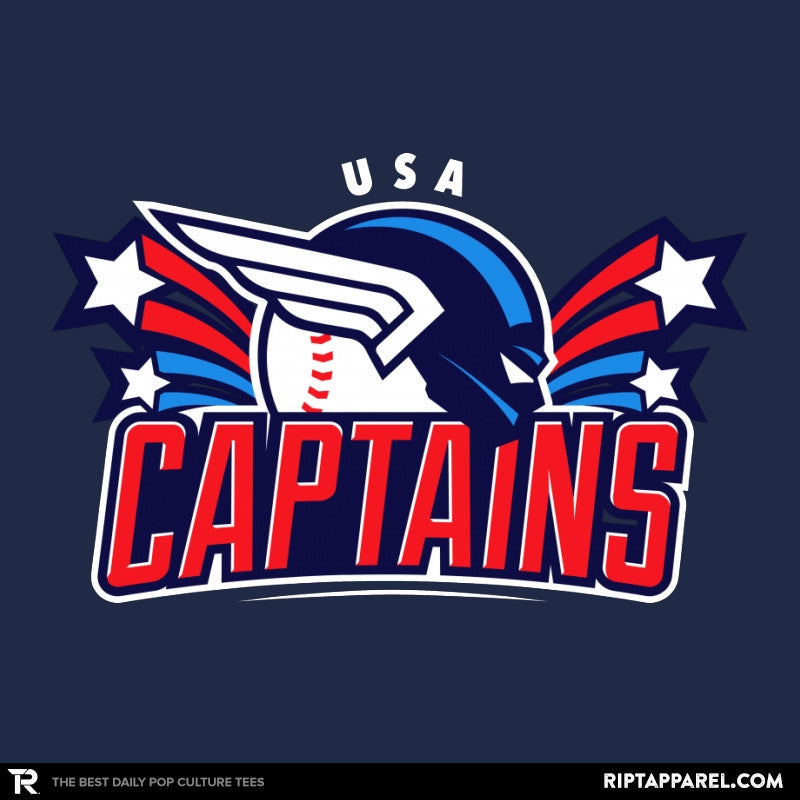 USA Captains - Star-Spangled - Collection Image - RIPT Apparel