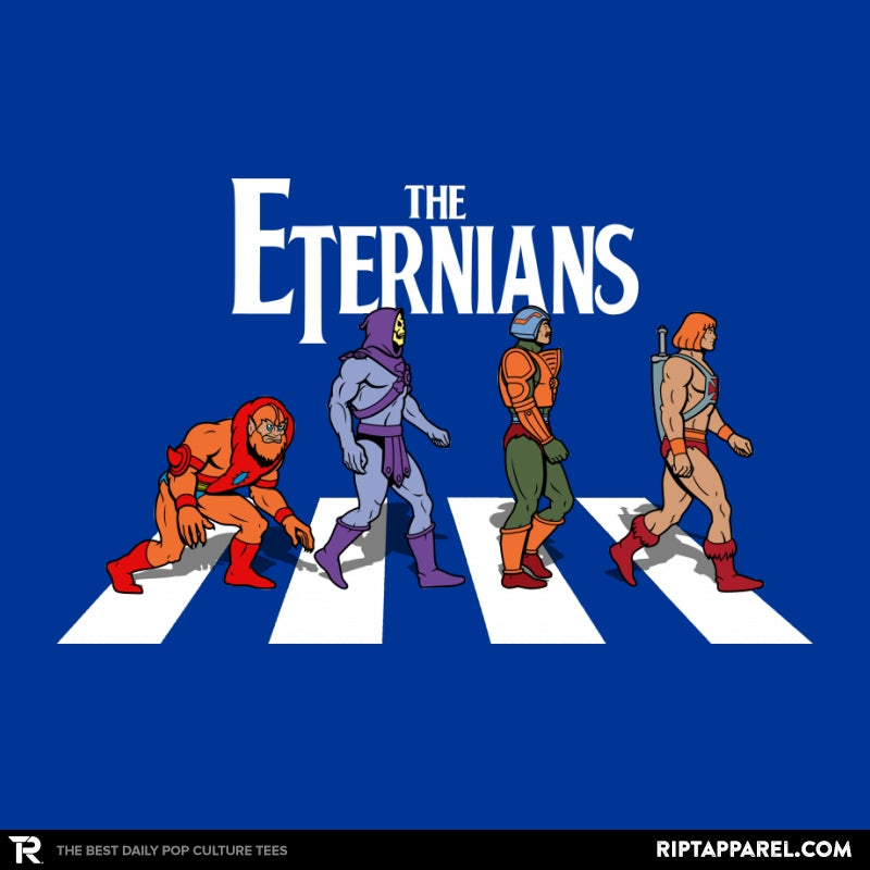 The Eternians - Collection Image - RIPT Apparel
